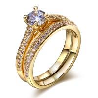 Aliexpress.com : Buy DC1989 Women Wedding Rings Top Grade ...