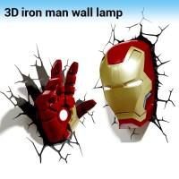 Online Buy Wholesale iron man lamp from China iron man ...