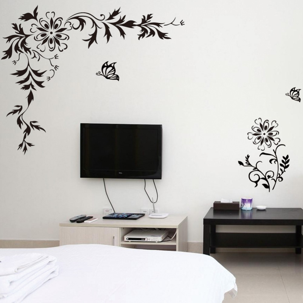 vine wall stickers decoration living room stikers wall stickers home wall decoration sticker wall decals wall stickers buy wall stickers