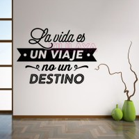 Vinyl Wall Stickers Spanish Quote Letterings Wall Decals ...