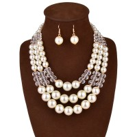 Popular Cheap Pearl Bridal Jewelry Sets-Buy Cheap Cheap ...