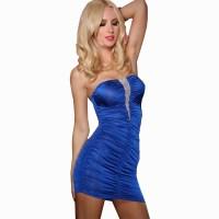 Summer Dress Plus Size 2015 New Sexy Strapless Slim ...