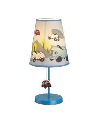 Kids-Lamps-Cartoon-Cars-Theme-Table-Lamp-Children-Light ...