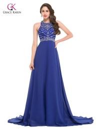 Aliexpress.com : Buy 2016 Grace Karin Women long Royal ...