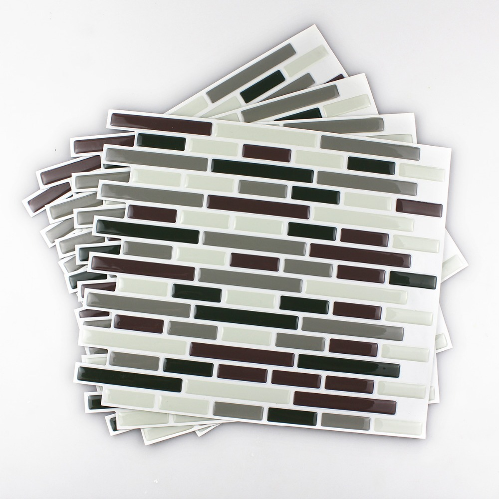 vinyl peel stick decorative backsplash kitchen tile sticker decal kitchen backsplash tile decal