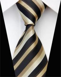 Popular Black Suit Gold Tie-Buy Cheap Black Suit Gold Tie ...