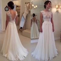 2016 New Hot Selling Custom Made Wedding Dresses Vestido ...