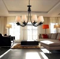 Modern European style Pendant lights countryside style ...