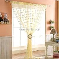 Popular Peach Curtains
