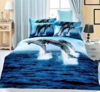 dolphin bed