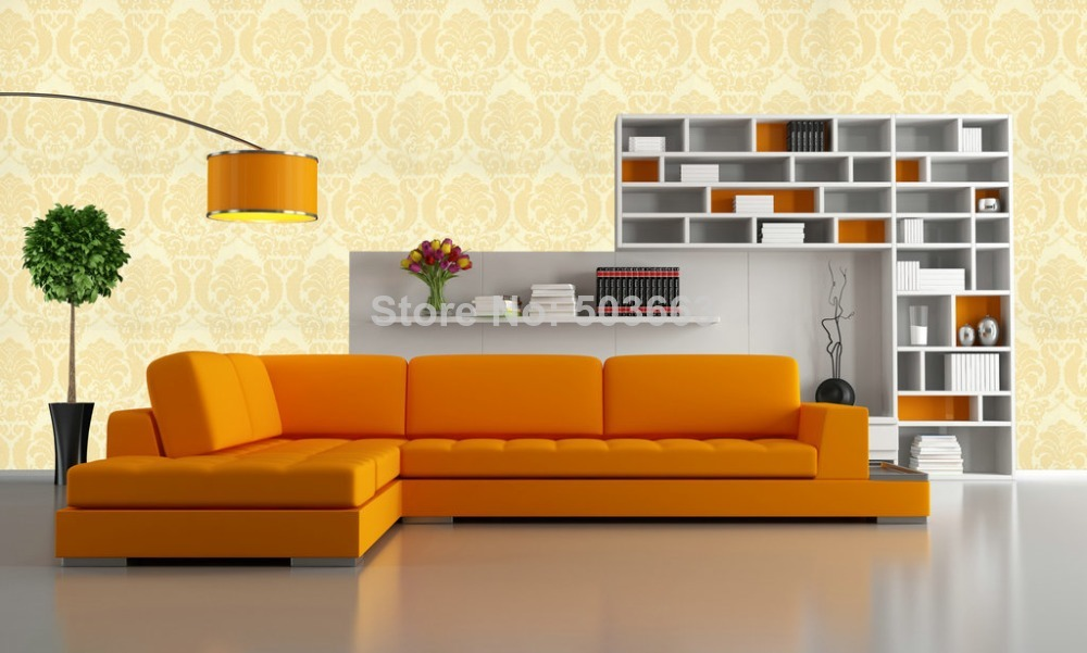 pvc printing wall sticker wallpaper home decor damask wallpaper wall wallpaper wall stickers colour options interiorinstyle wall