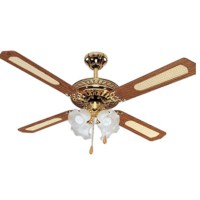 Vintage Ceiling Fans With Lights | WANTED Imagery