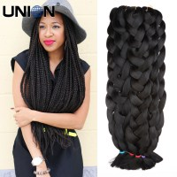african braiding kanekalon hair jumbo braid synthetic ...