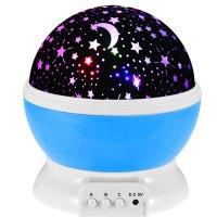 Popular Rotating Night Light Projector Kids