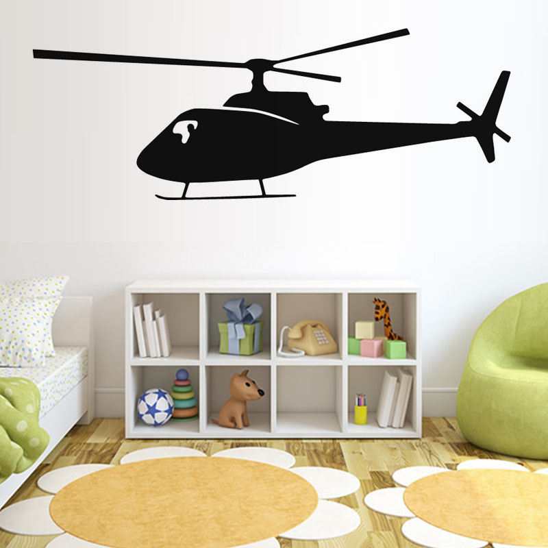 kids airplane wall stickers buy cheap kids airplane wall stickers home urban airplane landing runway wall decals