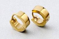 Gold Earring For Men | www.imgkid.com - The Image Kid Has It!