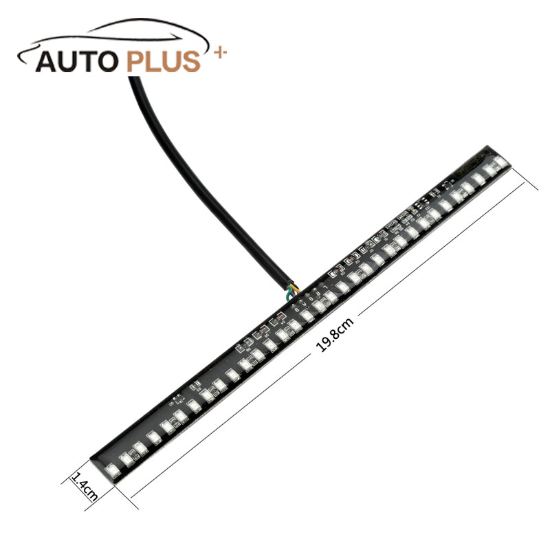 smd led strip wiring