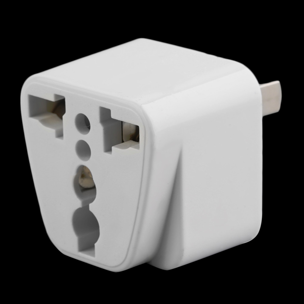 Travel Adapter Eu To Uk Eu Hot 2 Pin Ac American Power Plug Adapter Travel Converter Australia Uk Usa Eu Power Cables For Tv Power Cables Nz From Huaandxing Price