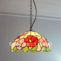 Garden Dragonfly Pendant Tiffany lamps chandelier meal ...