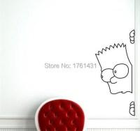 Popular Bart Simpson Stickers-Buy Cheap Bart Simpson ...