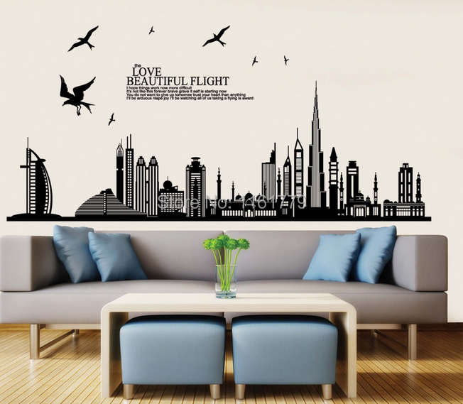 wall stickers home decor removable vinyl wall sticker arrival dandelion blossom wall decals stickers appliques home decor