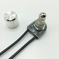 3A Lamp rotary switch ceiling light switch wall lamp