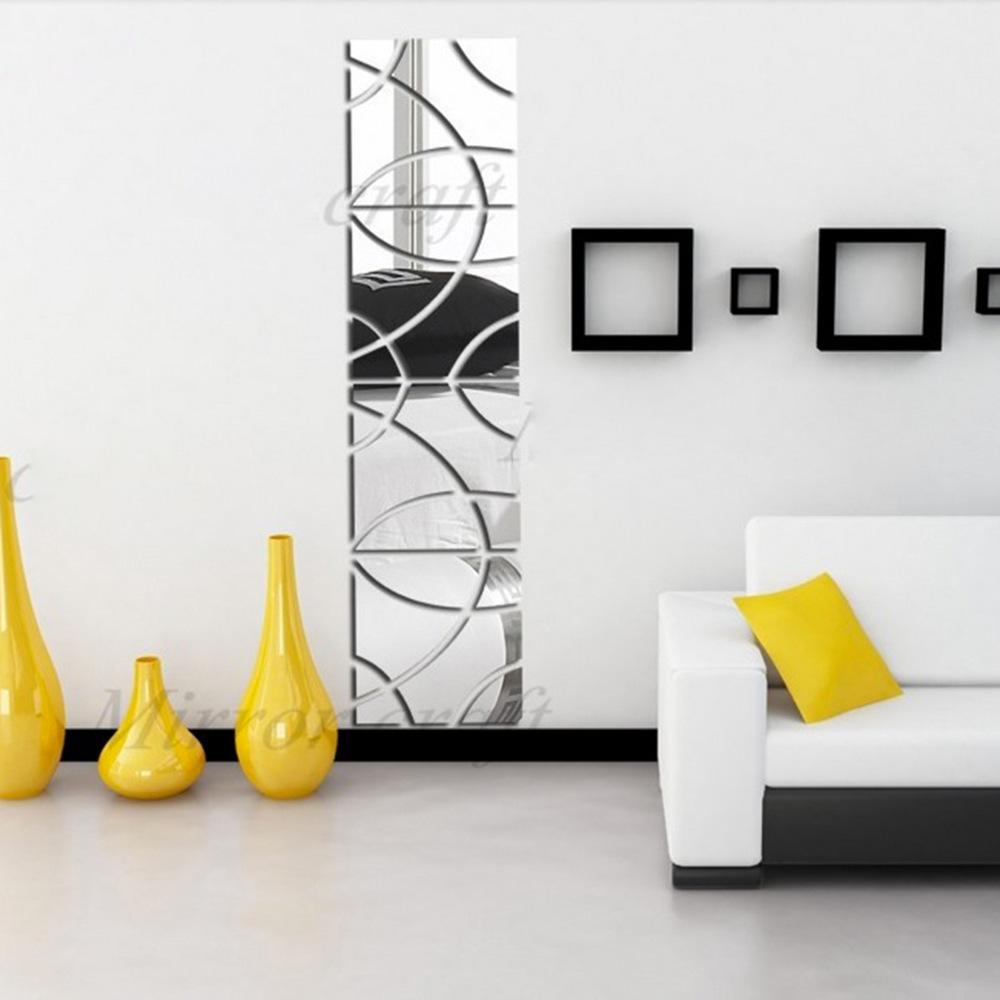 mirror wall stickers home decorative diy mirror wall stickers home wall mirror stickers tonka design digsdigs