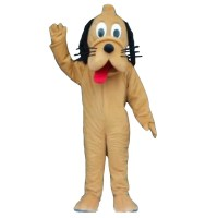 Dorothy wags the dog Mascot Costume/Character dog Cartoon