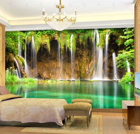 FANTASY DECO VINILOS DECORATIVOS - 3D Y EFECTOS DE PROFUNDIDAD - schöne farben für schlafzimmer