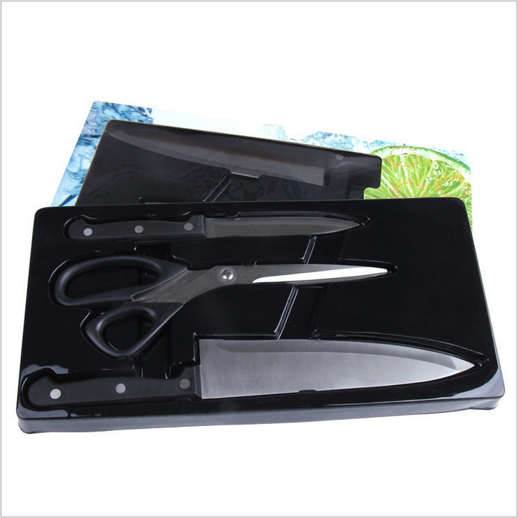 aliexpress buy high quality kitchen dining bar kitchen knife set matelic image quality kitchen knives