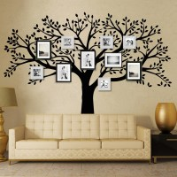 MCTUM Brand Family Tree Wall Decals Vinyl Wall Decal Photo ...
