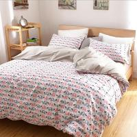 Luxury Elephant bedding set Queen king Twin size cotton ...