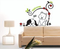 Dog Decals For Walls - love lived forever memorial pet ...