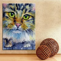 Popular Oil Paintings Cats-Buy Cheap Oil Paintings Cats ...