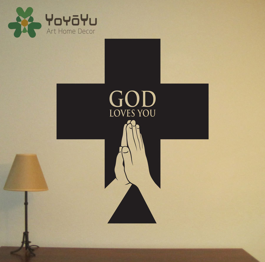 Christian Wall Art Decals - Elitflat
