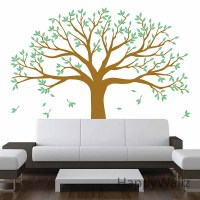 Large Family Tree Wall Stickers Family Photo Tree Wall ...