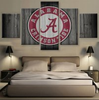 Alabama Football Decor Promotion