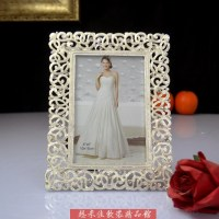 Wedding Decoration Vintage Silver Photo Frame Set Photo ...