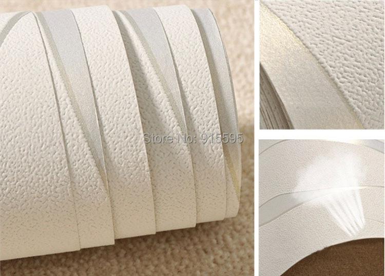 3d Wave Flocking Wallpaper Wholesale Environmental Pollution Protection Non Woven