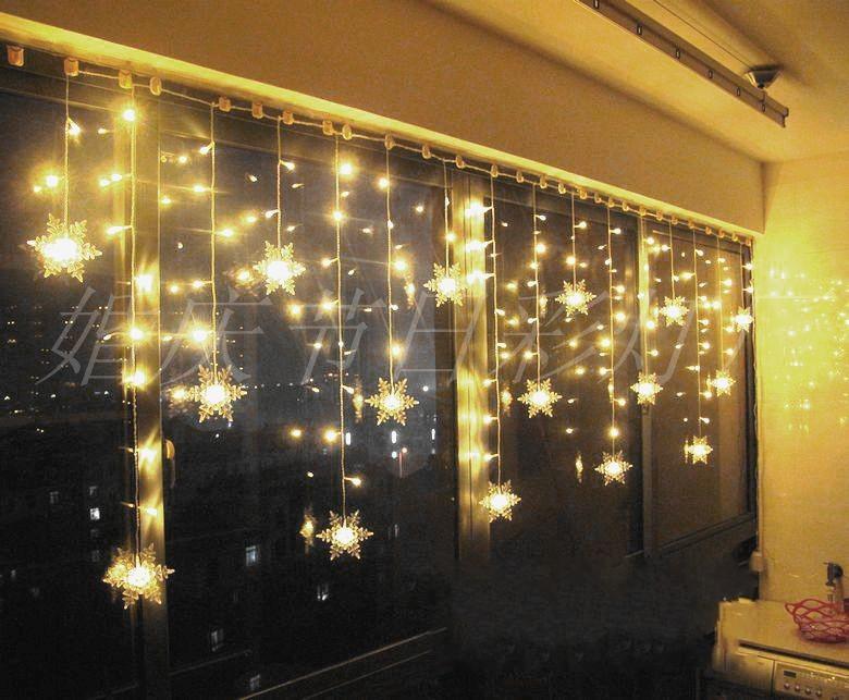 Lighting window decoration night light christmas