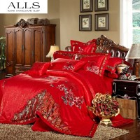 Online Buy Wholesale chinese wedding bedding set from ...