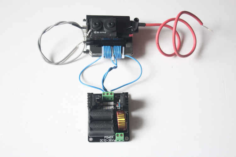 Wholesale Zvs Zero Voltage Switching Drive Tesla Coil Marx