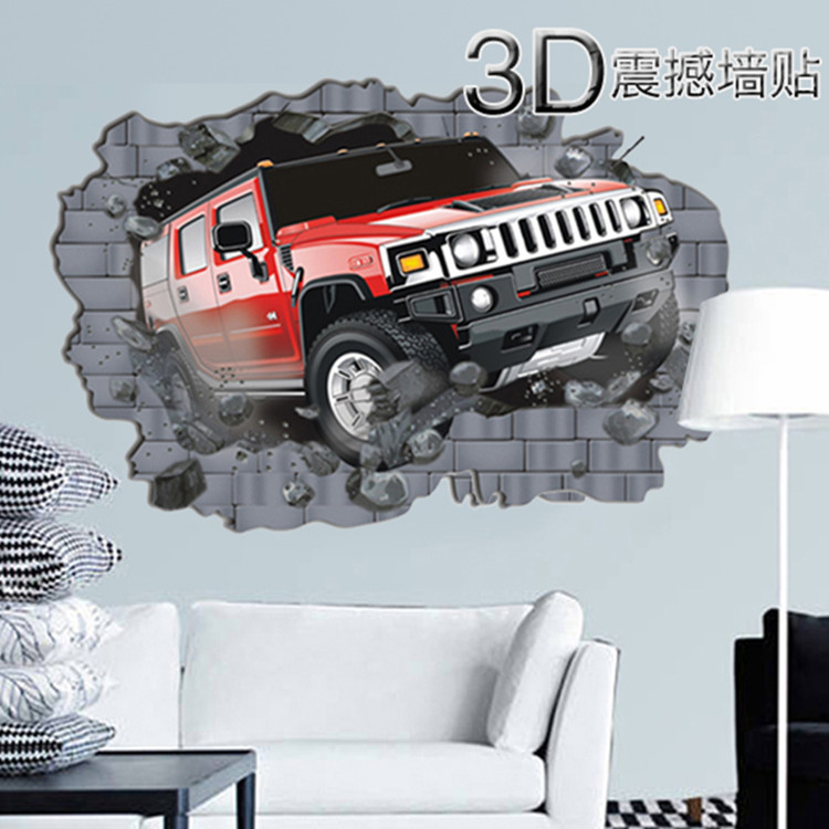 supply super big large car wall sticker walls wallpaper rolls wall wallpaper wall stickers colour options interiorinstyle wall