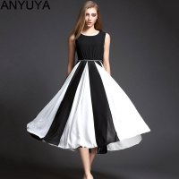 24 innovative Women Black Long Dress  playzoa.com