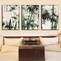 3 Pcs/Set Traditional Chinese Ink Bamboo Painting ...