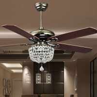 fashion vintage ceiling fan lights funky style fan lamps ...