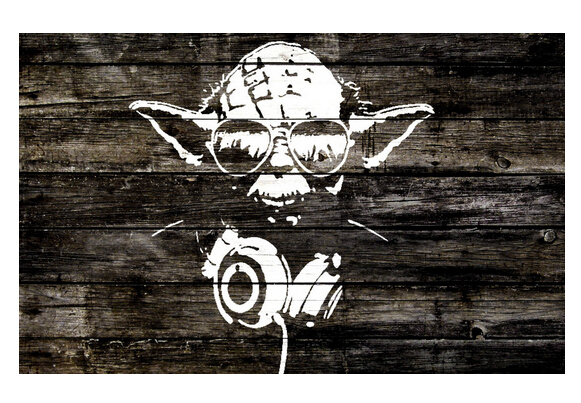 star wars poster home decoration master yoda wall sticker cage lego star wars characters decal removable wall sticker home decor