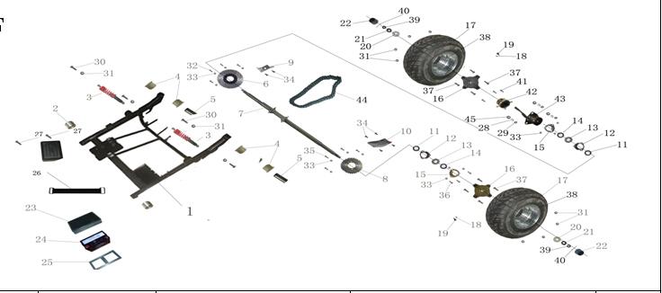 cn250 Motor diagram
