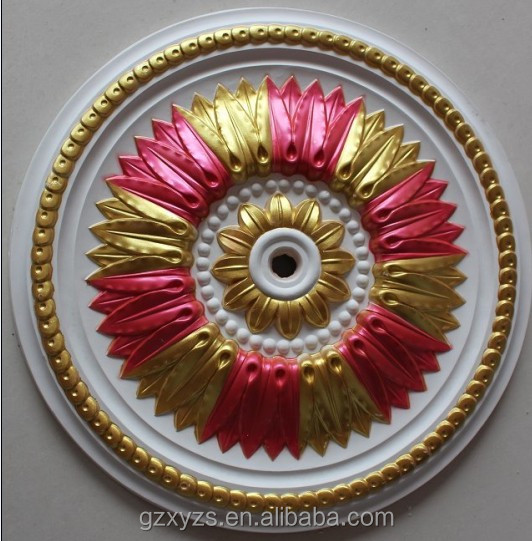 Good Craft And Cheap Ceiling Roses/ Medallions Molds