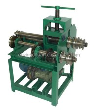 Rolling Pipe Bending Machine Manufacturer Wg-63/wg-76 ...